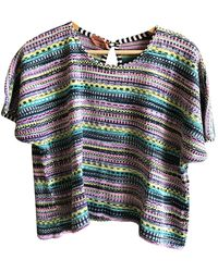 Missoni Cotton Top - Multicolor