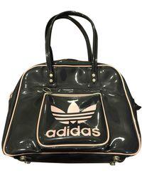 adidas Anthracite Plastic Handbag - Multicolour
