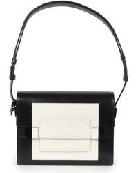 Delvaux Madame Leather Handbag - Black