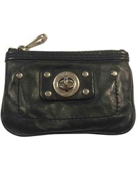 Marc By Marc Jacobs \n Black Leather Wallet