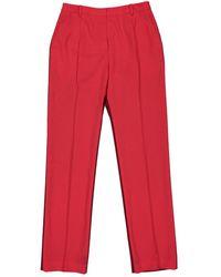 Jonathan Saunders Multicolor Wool - Red