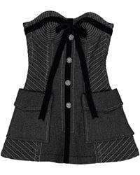 Philosophy Di Lorenzo Serafini Camisa en lana negro