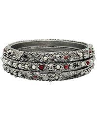 Chanel \n Silver Metal Bracelet - Metallic