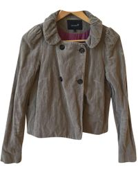 Isabel Marant - Pre-owned Beige Cotton Jackets - Lyst