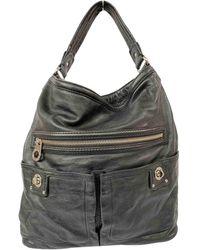 Marc By Marc Jacobs Black Leather Handbag