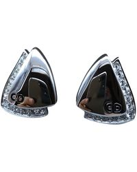 Dior Gemelli in metallo argentato - Multicolore