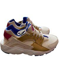 Nike - Huarache Leinen Sneakers - Lyst