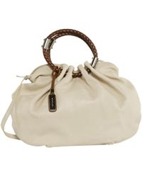 Michael Kors - Leather Crossbody Bag - Lyst