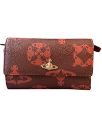 66675e51e9 Gucci Blooms Leather Chain Wallet - Lyst