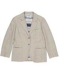 Chanel Vest en Coton Beige - Neutre