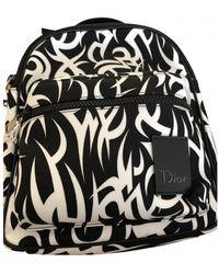 Dior Cloth Bag - Black