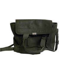 Philipp Plein Leather Handbag - Green