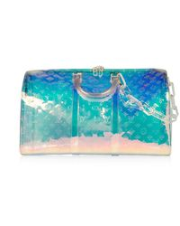 Louis Vuitton Keepall Plastic - Blue