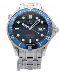 Omega Seamaster 300 Uhren - Blau