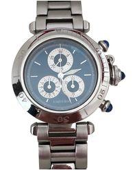 Cartier Reloj Pasha Chronographe - Multicolor