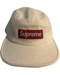 Supreme Wolle Hüte mützen - Mehrfarbig