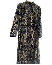 Tory Burch Coat - Multicolor