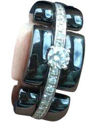 Chanel Ultra Keramik Ringe - Schwarz