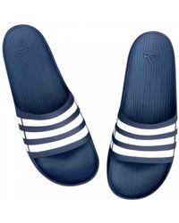 adidas Sandalen - Blau