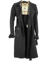 Burberry Trench Coat - Black