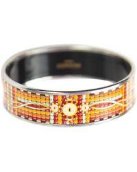Hermès Bracelet Email - Orange