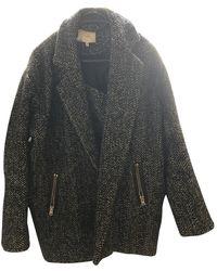 IRO Wool Coat - Gray
