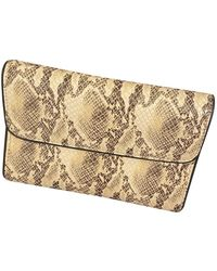 Anine Bing Leather Handbag - Natural