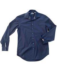 Burberry Camicia - Blu