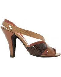 Louis Vuitton - Sandals - Lyst