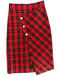 Maje Fall Winter 2019 Mid-length Skirt - Red