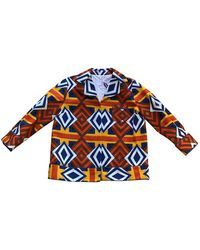 Stella Jean Short Vest - Multicolour
