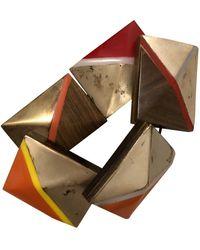 Marni - Multicolour Metal Bracelet - Lyst