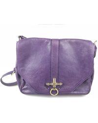 Givenchy - Obsedia Leather Handbag - Lyst
