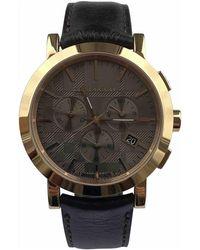 Burberry Uhren - Mehrfarbig
