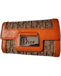 Dior Other Cloth Purse Wallet & Case - Multicolour