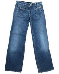 Chloé Large Jeans - Blue