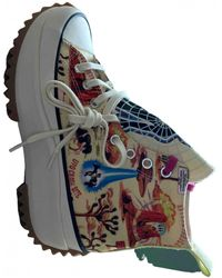 converse lace up boots
