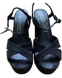 Marc Jacobs Sandal - Black