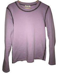 Acne Studios Sweatshirt - Lila