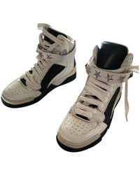 Givenchy Sneakers alte Tyson in Pelle - Bianco