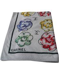 Chanel Bain en Coton Multicolore