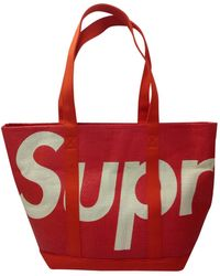 Supreme Borsa da week-end - Rosso