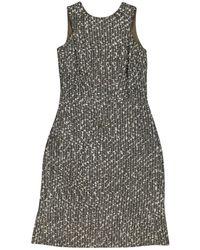 Chanel Mini kleid - Grün