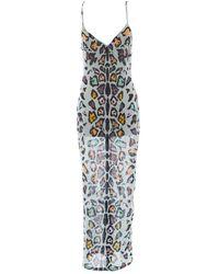 Missoni - Multicolour Cotton Dress - Lyst