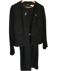 Michael Kors Black Wool Jacket