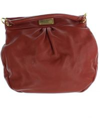 Marc By Marc Jacobs - Red Leather Handbag - Lyst
