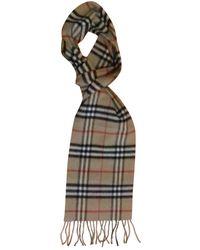 Burberry Wolle Schals - Mehrfarbig