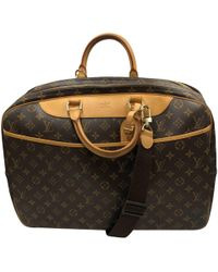 86fef27805e7 Louis Vuitton Pegase 65 Travel Carry Hand Bag in Brown for Men - Lyst