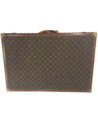 Louis Vuitton - Vintage Multicolour Cloth Bag - Lyst