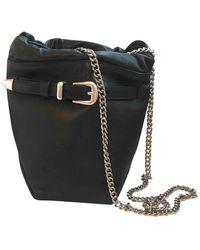IRO Fall Winter 2019 Leather Crossbody Bag - Black
